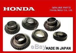 Genuine Honda Dc5 Jdm 4th 5th 6th Gear Set K-series CIVIC Ep3 Fn2 Dc5 Fd2 Type R