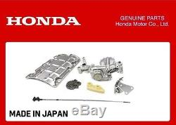 Genuine Honda Fd2 Oil Pump Kit CIVIC Type R Fn2 Accord Cl7 Balancer Shaft Delete