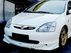 Grill Grille Fits JDM Honda Civic 02-05 2002-2005 Hatchback EP3 Si SiR Type R