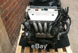 HONDA 2.4 K24A3 ACCORD CIVIC INTEGRA TYPE S ENGINE USED for K20/K24 frankenstein