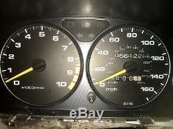 HONDA INTEGRA TYPE R DC2 UKDM B18C6 ENGINE GENUINE 56k MILES FITS EK9 EG6 CRX VT