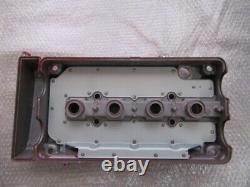 HONDA OEM Genuine 12310-P73-J00 RED Valve Cover B18 INTEGRA DC2 for B-type civic
