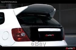 Honda CIVIC 2001-2005 / Roof Spoiler / Rear Spoiler / Mugen Ep3 Type R