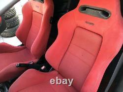 Honda CIVIC Ek9 Type R Pre-facelift Barn Find