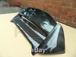 Honda CIVIC Ep3 Type R 2000 To 2006 Carbon Fiber Roof Spoiler 3 Way Adjustable