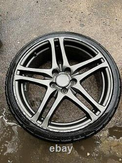 Honda CIVIC Type R 19 Rage Alloy Wheels 10 Spoke Fn2