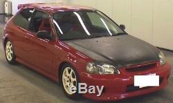 Honda CIVIC Type R Ek9 Molding Assy Door Lh+rh Set 72450-s03-003 72410-s03-003