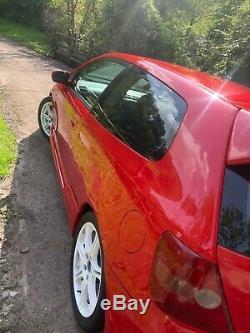 Honda CIVIC Type R Ep3 Fresh Paint