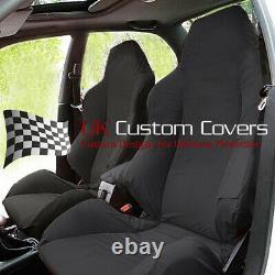 Honda CIVIC Type R Fn2 Fd2 Integra Waterproof Heavy Duty Seat Cover Black 284