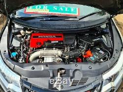 Honda CIVIC Type R Gt Fk2 Turbo Vtec. Years Mot Bery Clean Car. Project Track