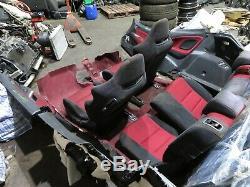Honda CIVIC Type R Mk8 2007-2011 3dr Hatchback Interior Seats & Door Cards