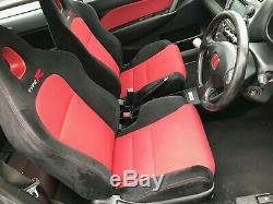 Honda Civic 1.6 EP2 Sport 3 Door Hatchback Manual Type R Replica Petrol