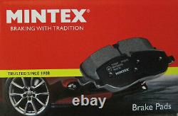Honda Civic 2.0i Type-R FN2 07- MTEC Drilled Grooved Front Brake Discs & Pads