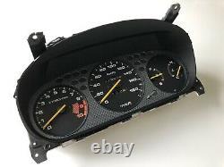 Honda Civic 96-00 JDM EK9 Type-R M/T Amber Instrument Gauge Cluster Japan RARE