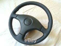 Honda Civic EK New Leather Steering Wheel CTR EK3 EK4 Type R VTI SIR EK9 EM1 JDM