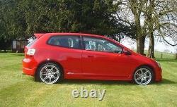 Honda Civic EP2 EP3 Si Type R SIDE SKIRT RED 71800-S5T-E01ZC MK7 2001-2005