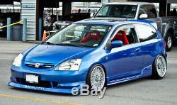 Honda Civic EP3 Type R 01-03 (Pre-FaceLift) Air Walker Style Front Lip