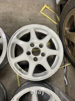 Honda Civic Ek9 Rx Type R Alloy Wheel Dc2 Integra Jdm Enkei