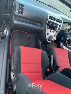 Honda Civic Ep3 Type R