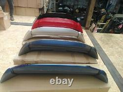 Honda Civic Ep3 Type R Mugen Style Rear Spoiler (01-06). Painted