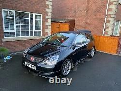 Honda Civic Ep3 Type r (Premier Edition, Hondata)