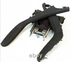 Honda Civic FK8 GT Type R RH Pair centre console genuine alcantara trim covers