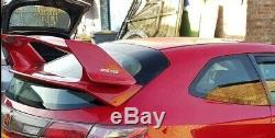 Honda Civic FN2 Type R, FK STYLE Rear Spoiler (06-11). Guide primed BESPOKE