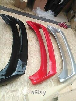 Honda Civic FN2 Type R Mugen Style Rear Spoiler (06-11). Painte