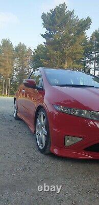 Honda Civic FN2 type r 2.0 petrol manual. 2011 and 49k miles. Last of the NA's