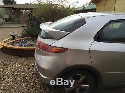 Honda Civic FN, FN2, FK 5dr Type R Rear Boot Spoiler/Wing 2006-2011 New