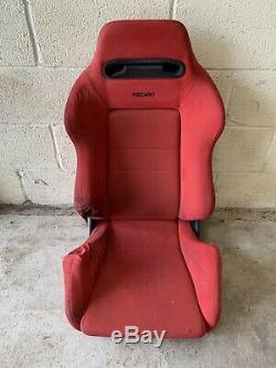 Honda Civic Integra Type R EK9 Dc2 Recaro Seat