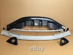 Honda Civic Mugen Style Front Splitter / Lip 2006-11 FN, FN2, FK Type R/S