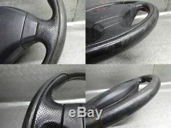Honda Civic Type R EK9 B16B Steering Wheel MOMO Genuine OEM JDM