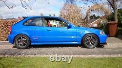 Honda Civic Type-R EK9 facelift. Professionally extensively modified 1 of 1