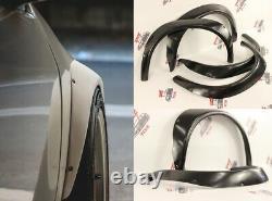 Honda Civic Type R EK EJ EG J'S RACING STYLE fender flares Full SET of 4 PCS ABS