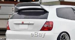 Honda Civic Type R EP3 00-07 MU-Style Rear Spoiler With Adjustable Blade