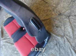 Honda Civic Type R EP3 2003-2006 Pair facelift front Seats +rails Bucket Race 5