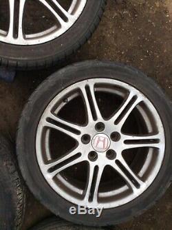 Honda Civic Type R EP3 Alloy Wheels 5x114.3 17 Civic, Accord Minor Marks