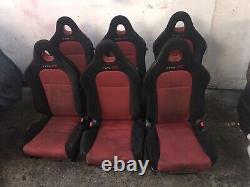 Honda Civic Type R EP3 Facelift Front Seats 2001-2006 EP2 1.6 Vtec