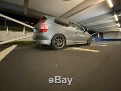 Honda Civic Type R EP3 Track ready. M factory final drive, M factory LSD, Toda