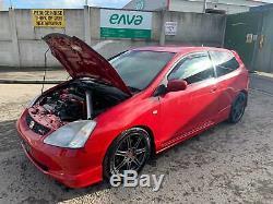 Honda Civic Type R EP3 Turbo 386BHP