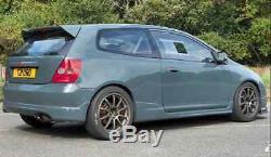 Honda Civic Type R EP3 Turbo 424bhp Track Car! Mint