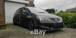Honda Civic Type R EP3 Turbo 600bhp forged built Meth not RS S VXR ST GTR R STi