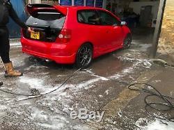 Honda Civic Type R EP3 Turbo FULL K24 430 BHP! Big spec! Low millage