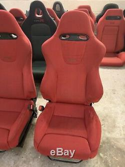 Honda Civic Type R Ep3 Jdm Recaro Seats