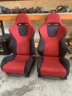 Honda Civic Type R Ep3 Premier Edition Recaro Seats