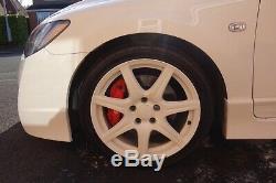 Honda Civic Type R FD2, FSH