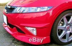 Honda Civic Type R FN2 (06-11) Seeker Style Front Lip
