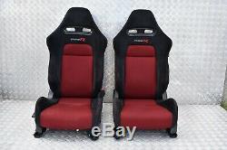 Honda Civic Type R FN2 Recaro Front Seats Civic Type R FN2 Recaro Seats
