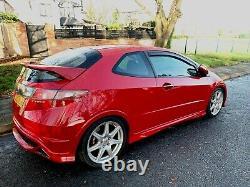 Honda Civic Type R Fn2 GT Factory Nav, Bluetooth, Cruise